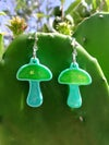 Mini Alien Shroomie Earrings