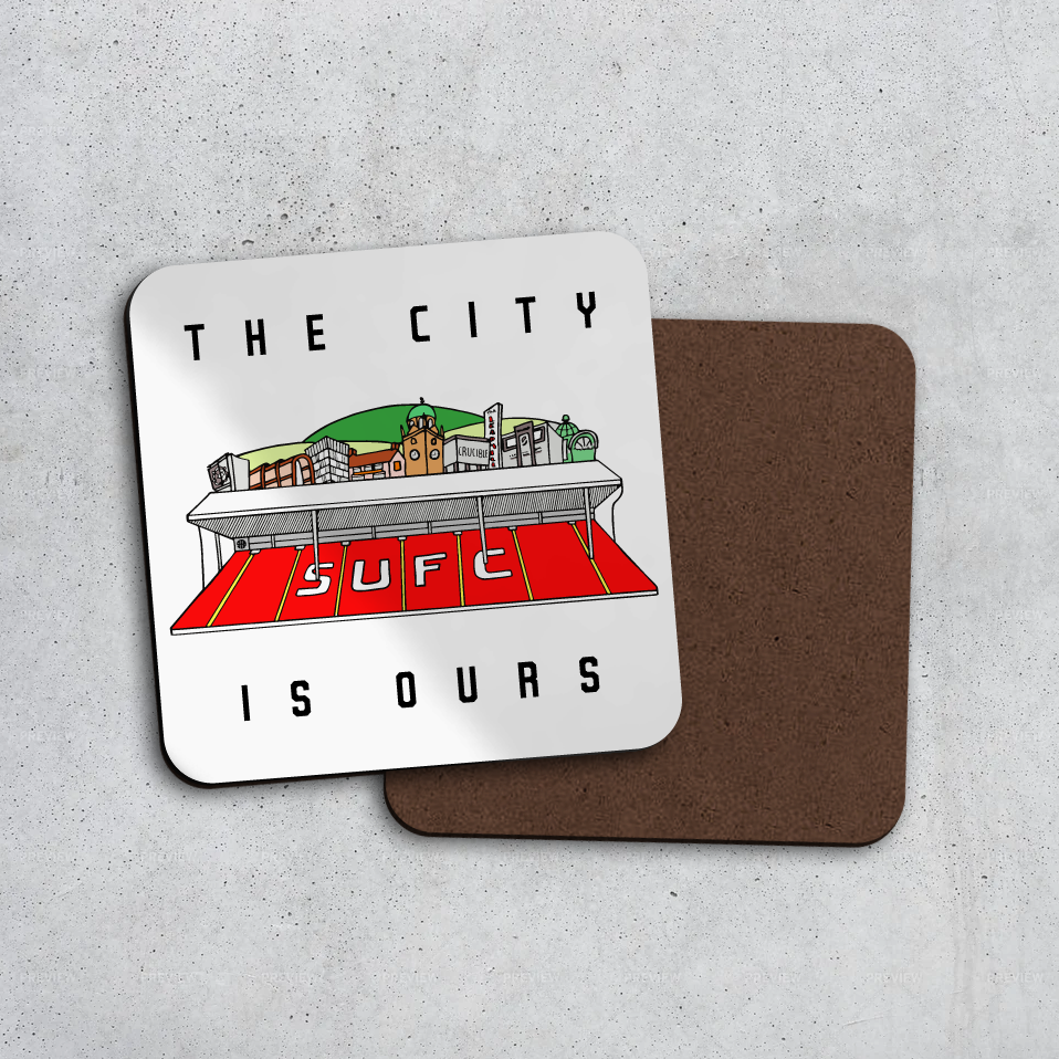Image of The City is Ours Coaster