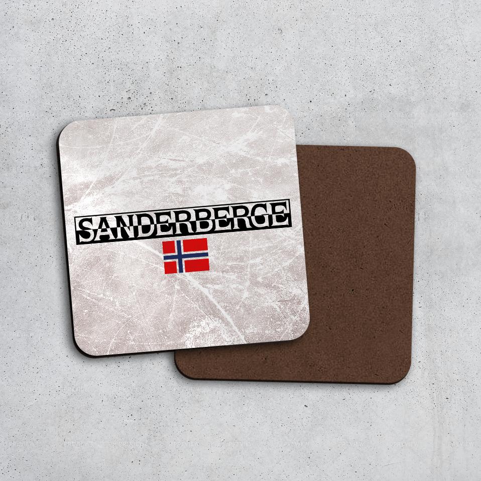Image of 🇳🇴 SANDERBERGE Coaster