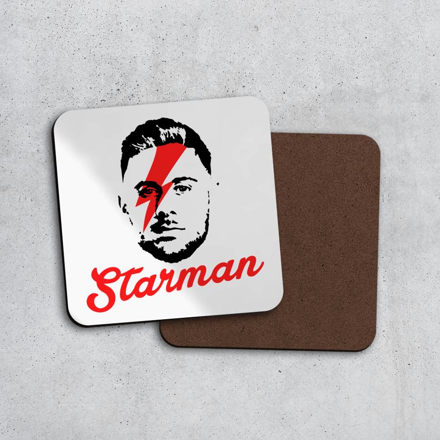 Image of Starman Baldock Coaster