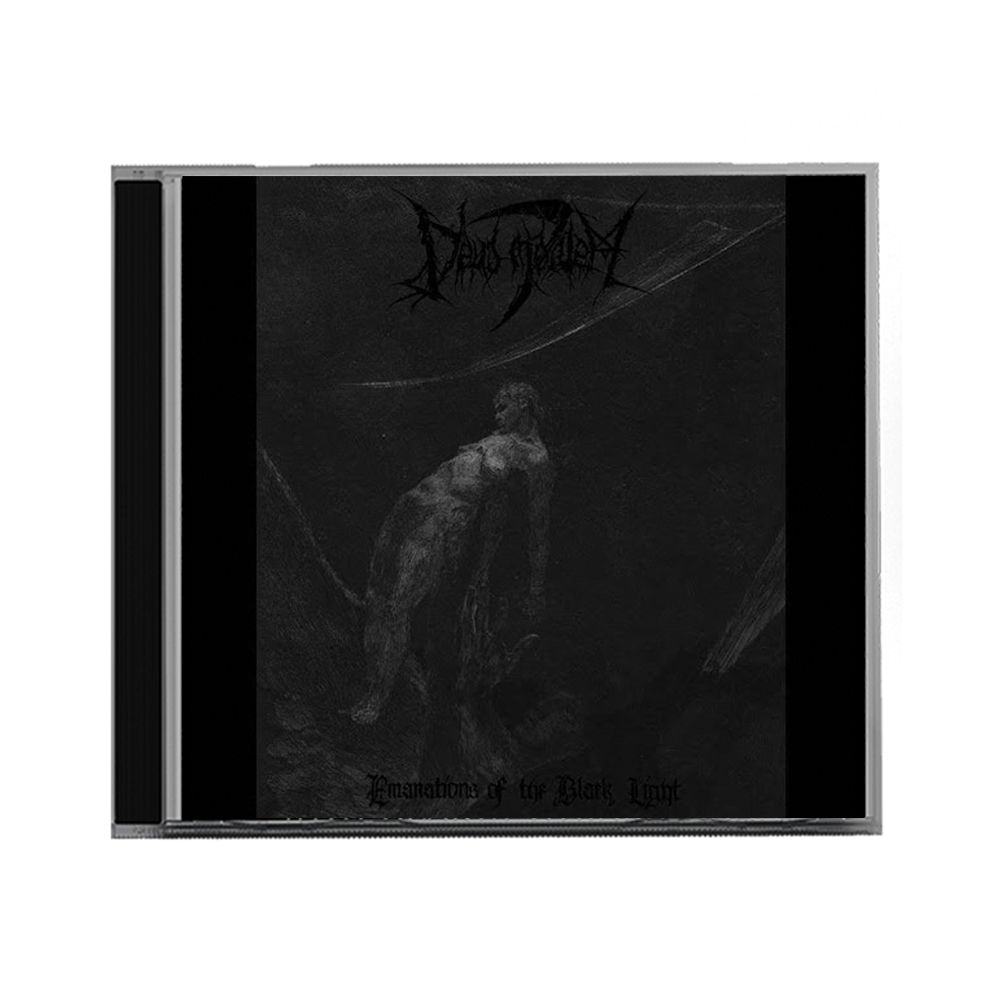 "Deus Mortem ""Emanations of the Black Light"" CD"