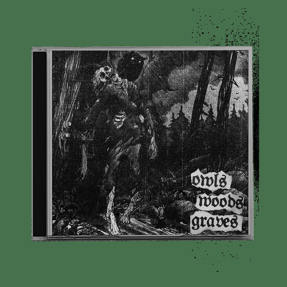 "Owls Woods Graves ""Owls woods graves"" mCD"