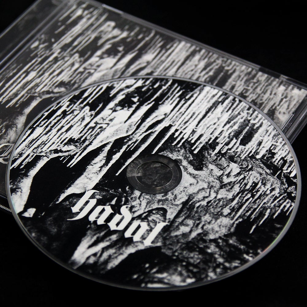 """Over The Voids """"Hadal"""" CD"""