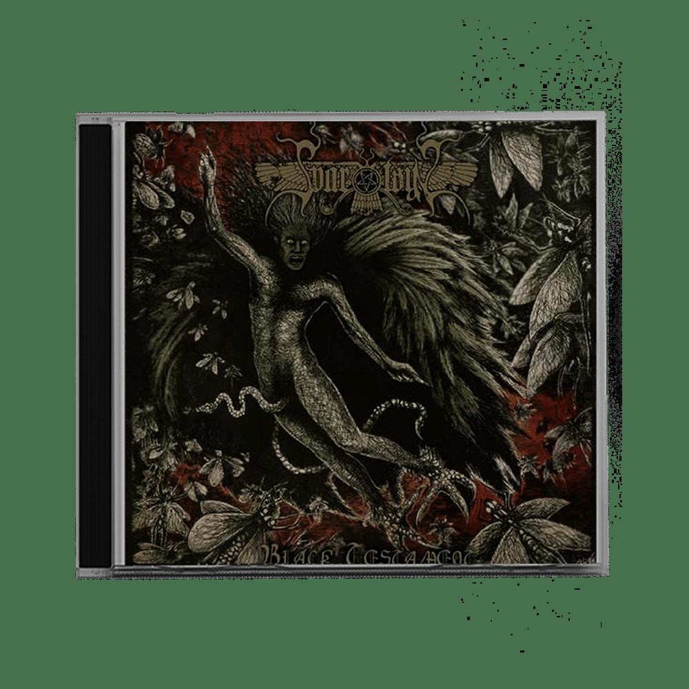 "Svartsyn ""Black Testament"" CD"