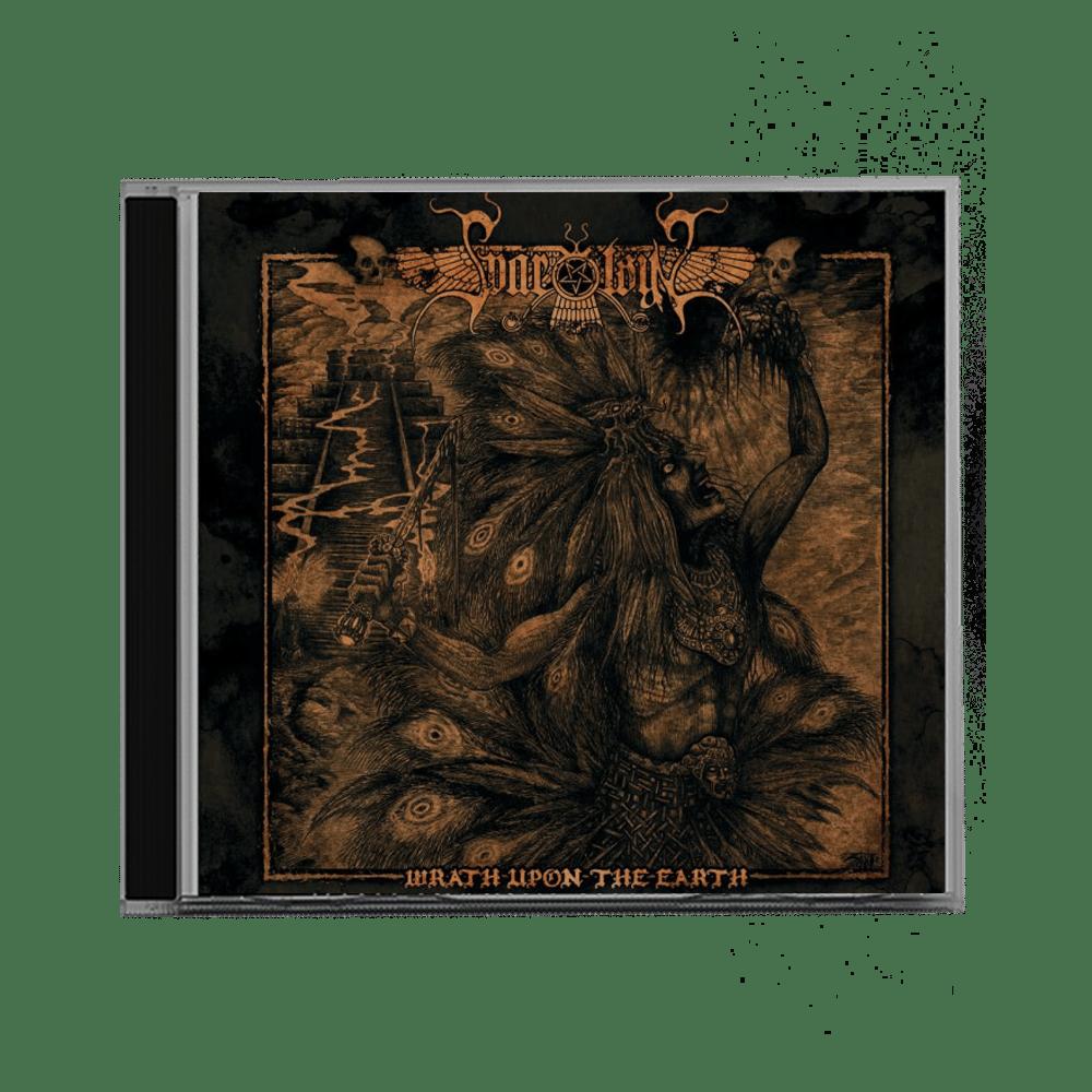 "Svartsyn ""Wrath Upon The Earth"" CD"