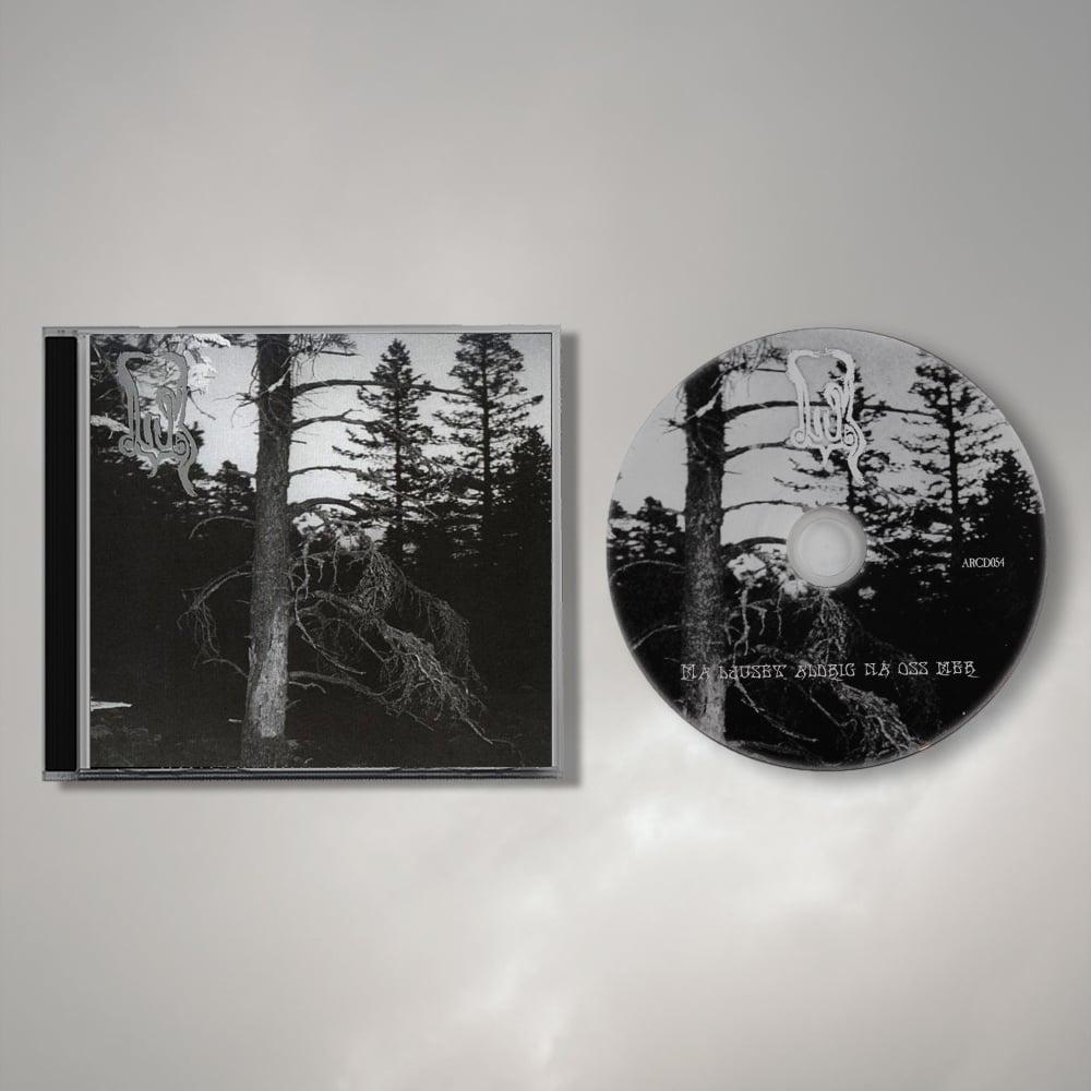 """LIK """"Må Ljuset Aldrig Nå Oss Mer"""" CD"""