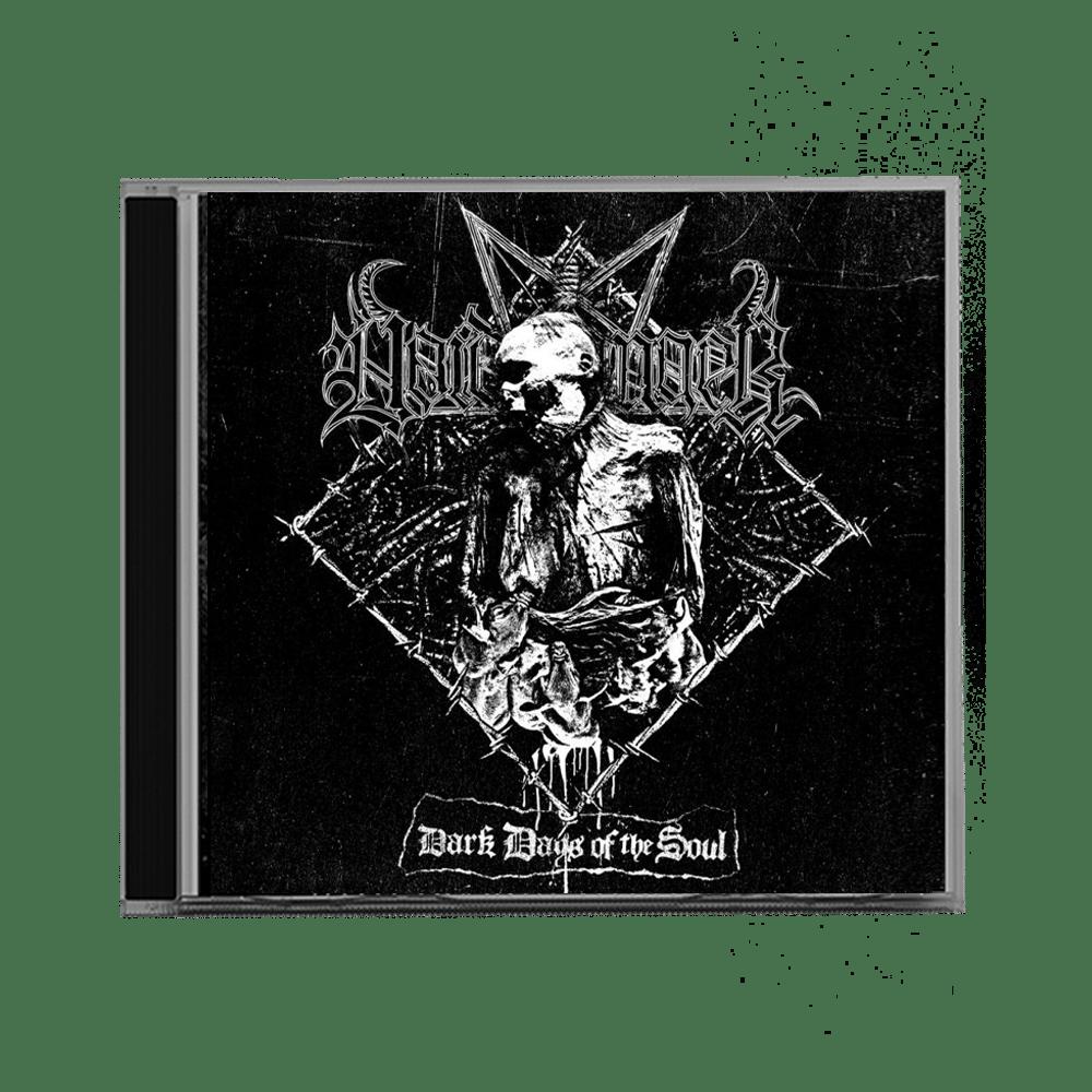 """Voidhanger """"Dark Days of the Soul"""" CD"""