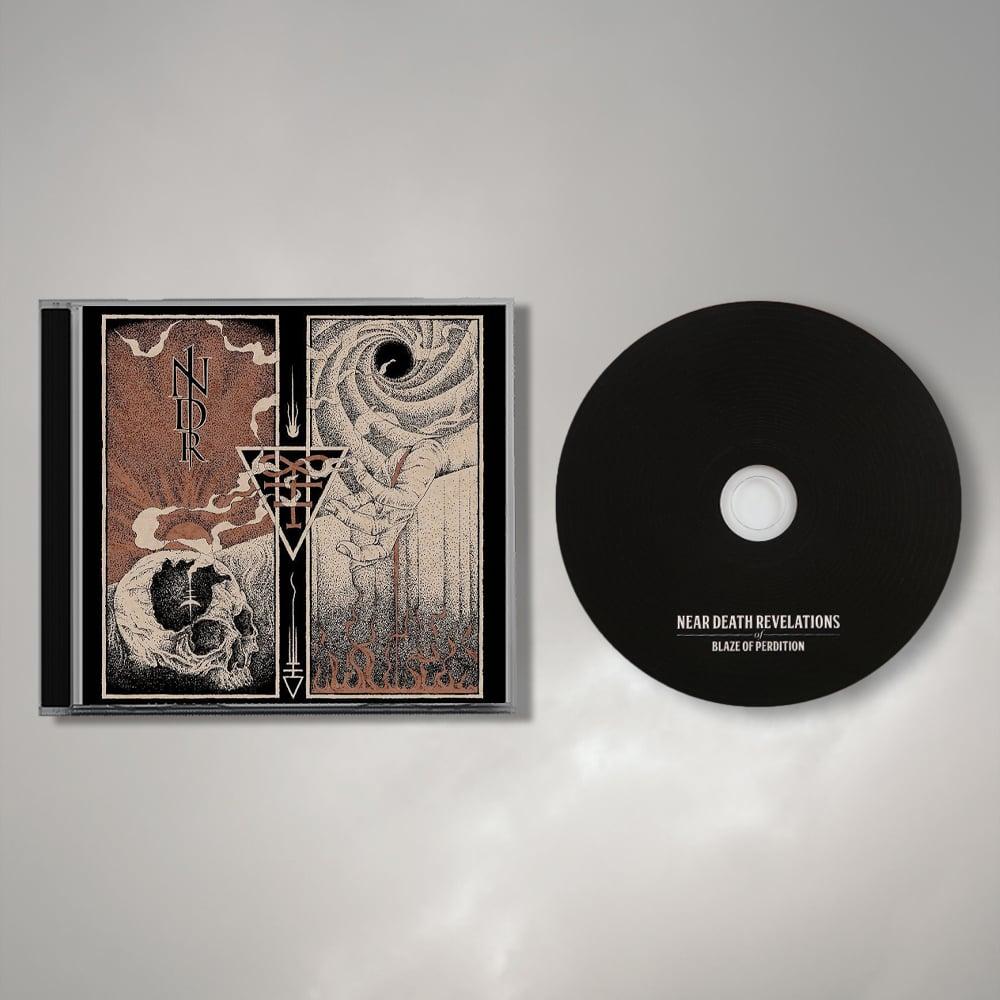 "Blaze of Perdition ""Near Death Revelations"" CD"