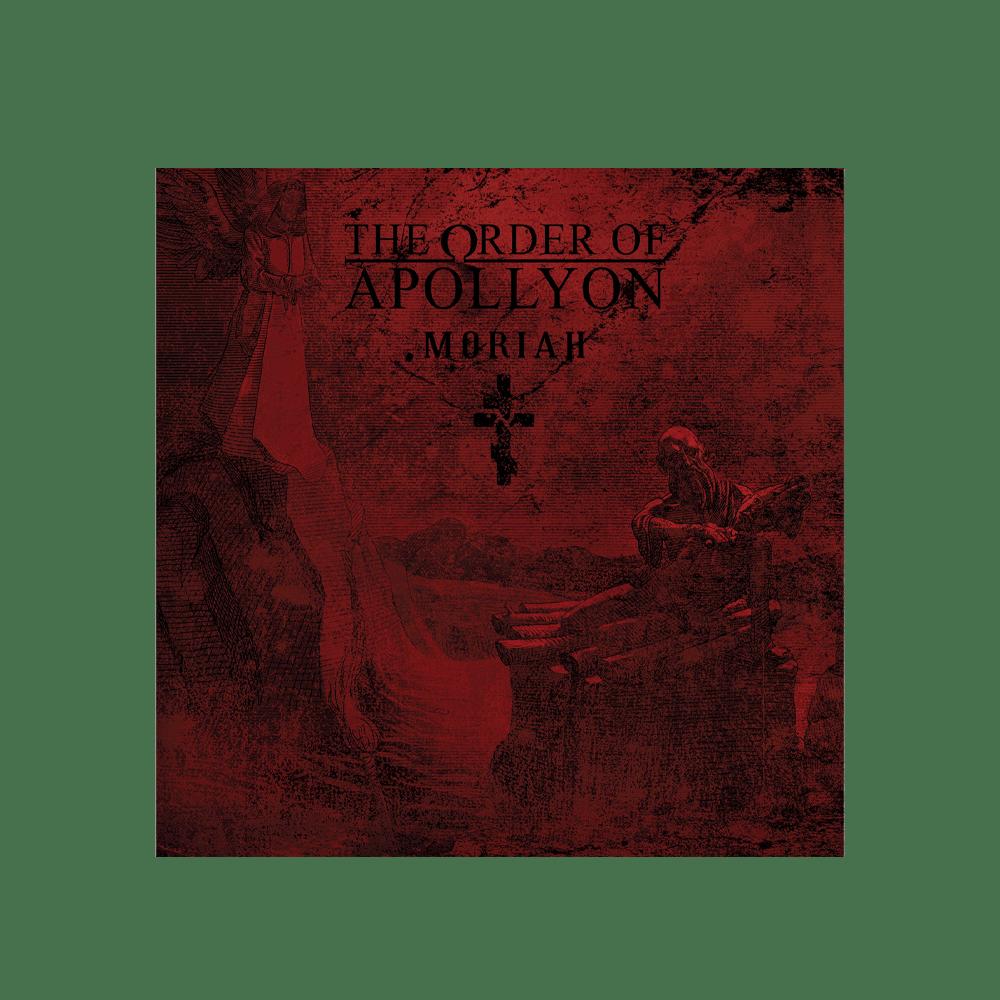 "The Order of Apollyon ""Moriah"" digipack CD"