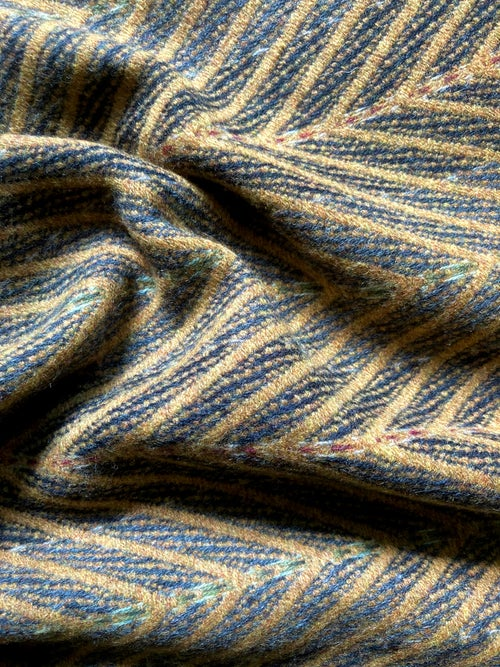 Image of Mead 'Chevrons' Blanket