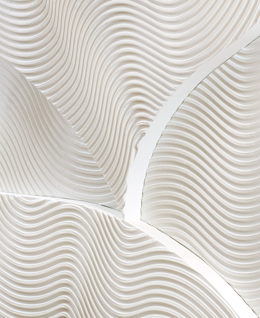 Image of Relief · Curves No. 6 (on sale)