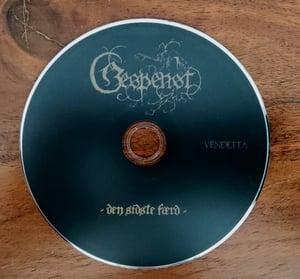 """Image of GESPENST """"Den sidste færd"""" CD"""