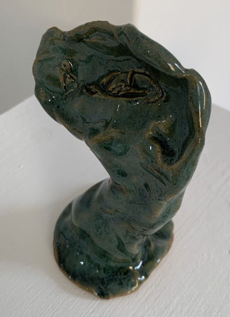 THE HEAD OF A MESS, Luke Brennan (2020)