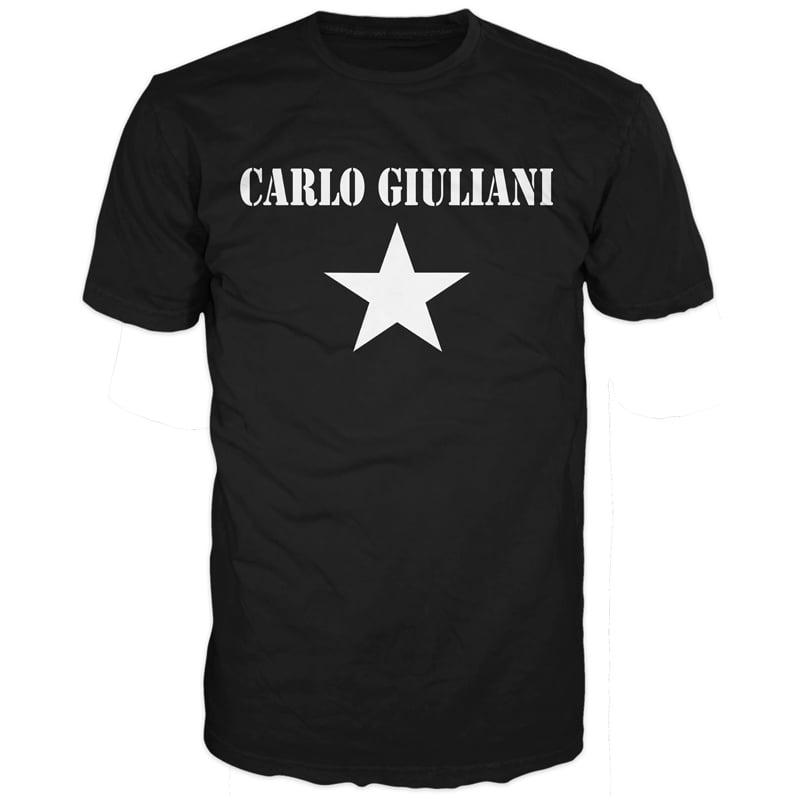 Image of Carlo Giuliani T-shirt