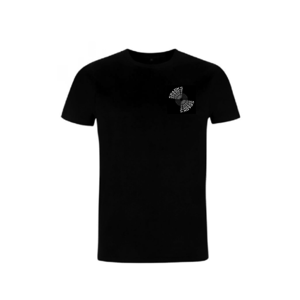 Image of Sparks T-Shirt in Black & White