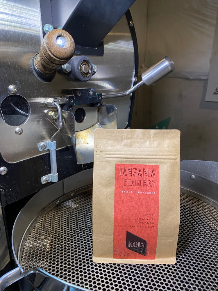 Image of Tanzania peaberry washed