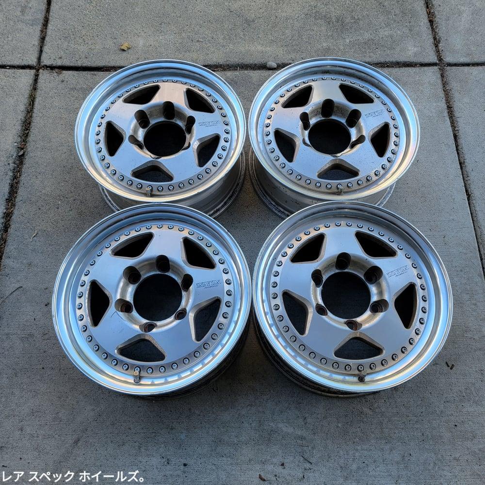Image of 15x6 +23 Raguna ZZYZX Offroad 4x4 Wheels