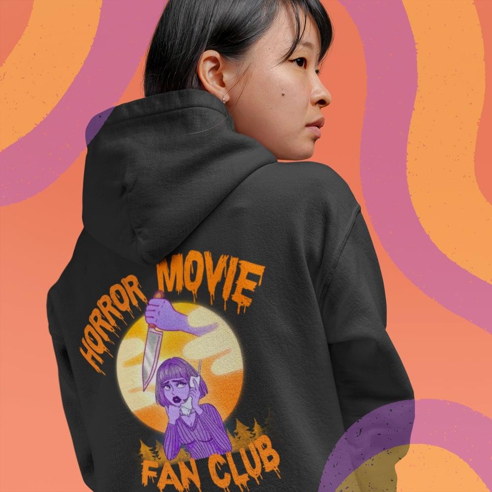 Image of HORROR MOVIE FAN CLUB SWEATSHIRT