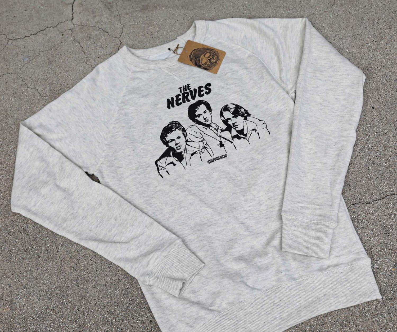 Image of The Fab Three The Nerves Sweatshirt