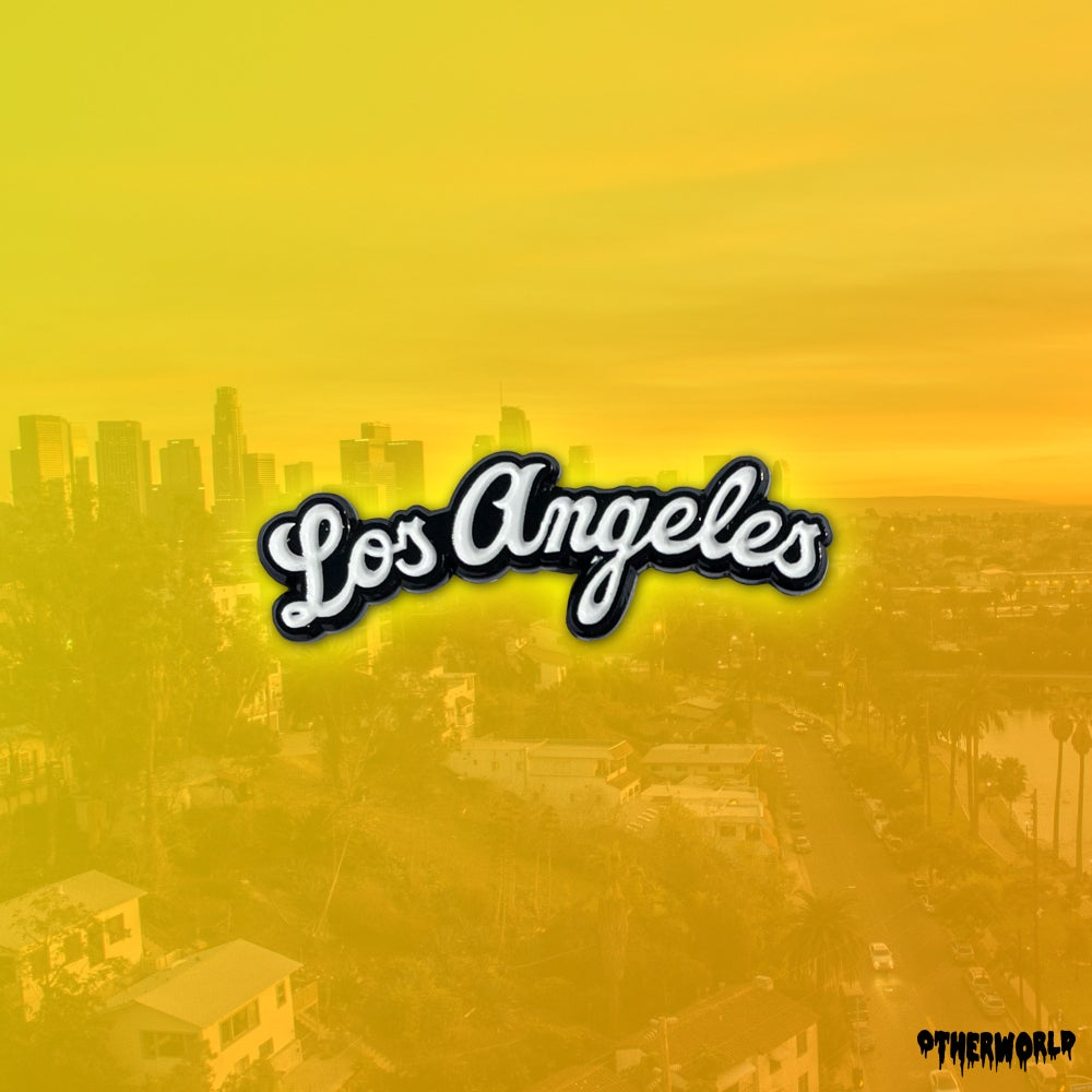 Image of Los Angeles pin