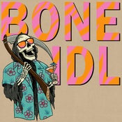 "Image of Bone Idl - Bone Idl 7"" (colour vinyl)"