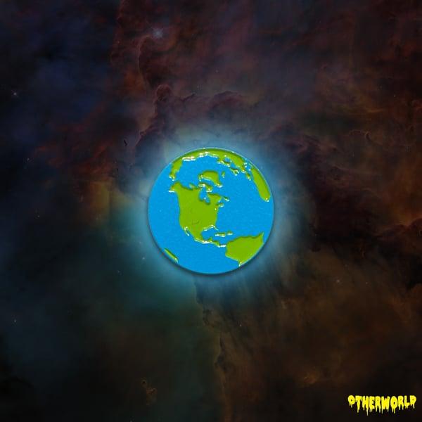 Image of Earth pin