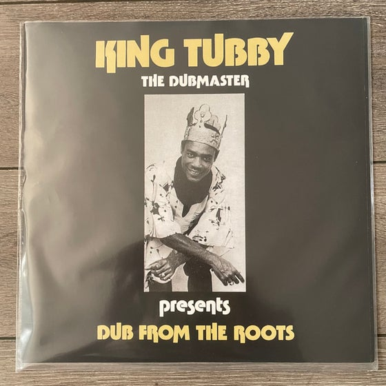 Image of King Tubby - Dub From The Roots Vinyl LP