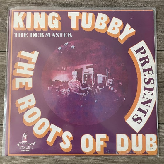 Image of King Tubby - Roots Of Dub Vinyl LP