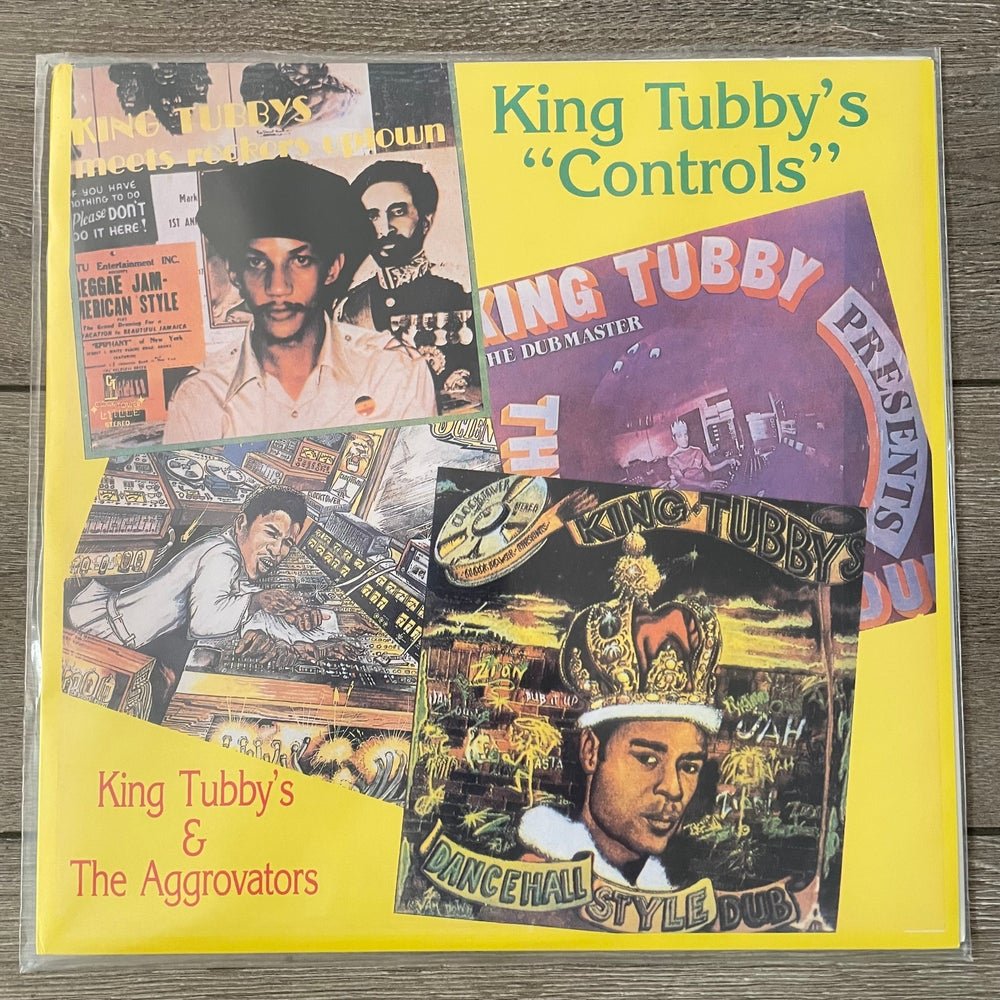 Image of King Tubby & The Aggrovators - Controls Vinyl LP
