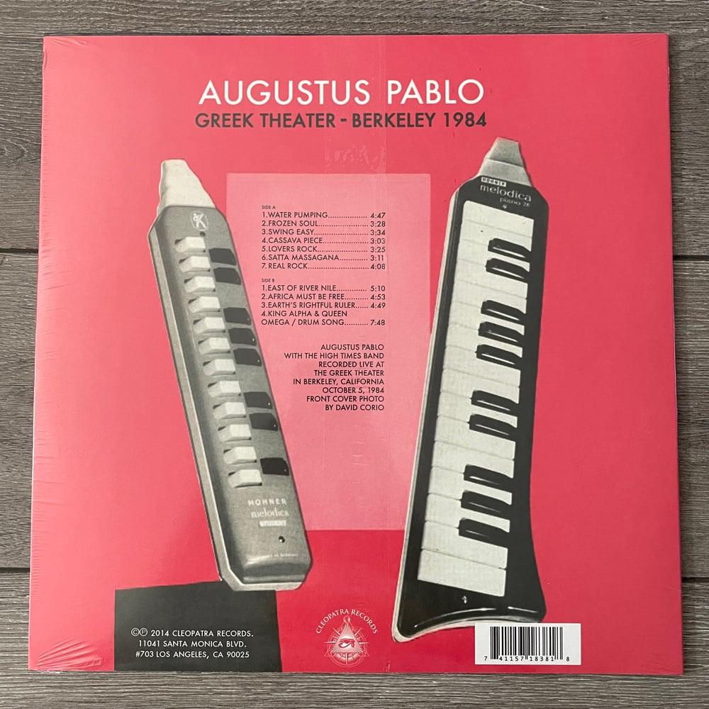 Image of Augustus Pablo - Greek Theater Berkeley 1984 Vinyl LP