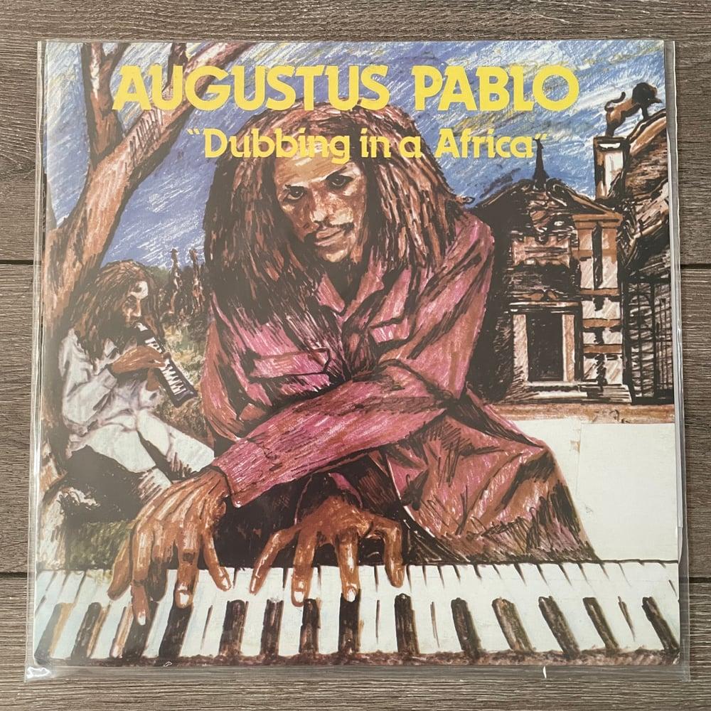 Image of Augustus Pablo - Dubbing In A Africa Vinyl LP