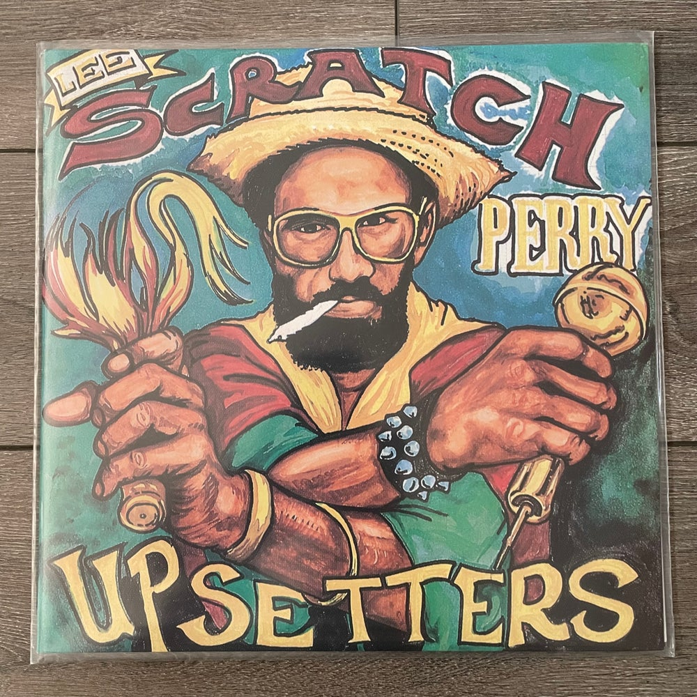 Image of Lee Scratch Perry - The Quest Vinyl LP