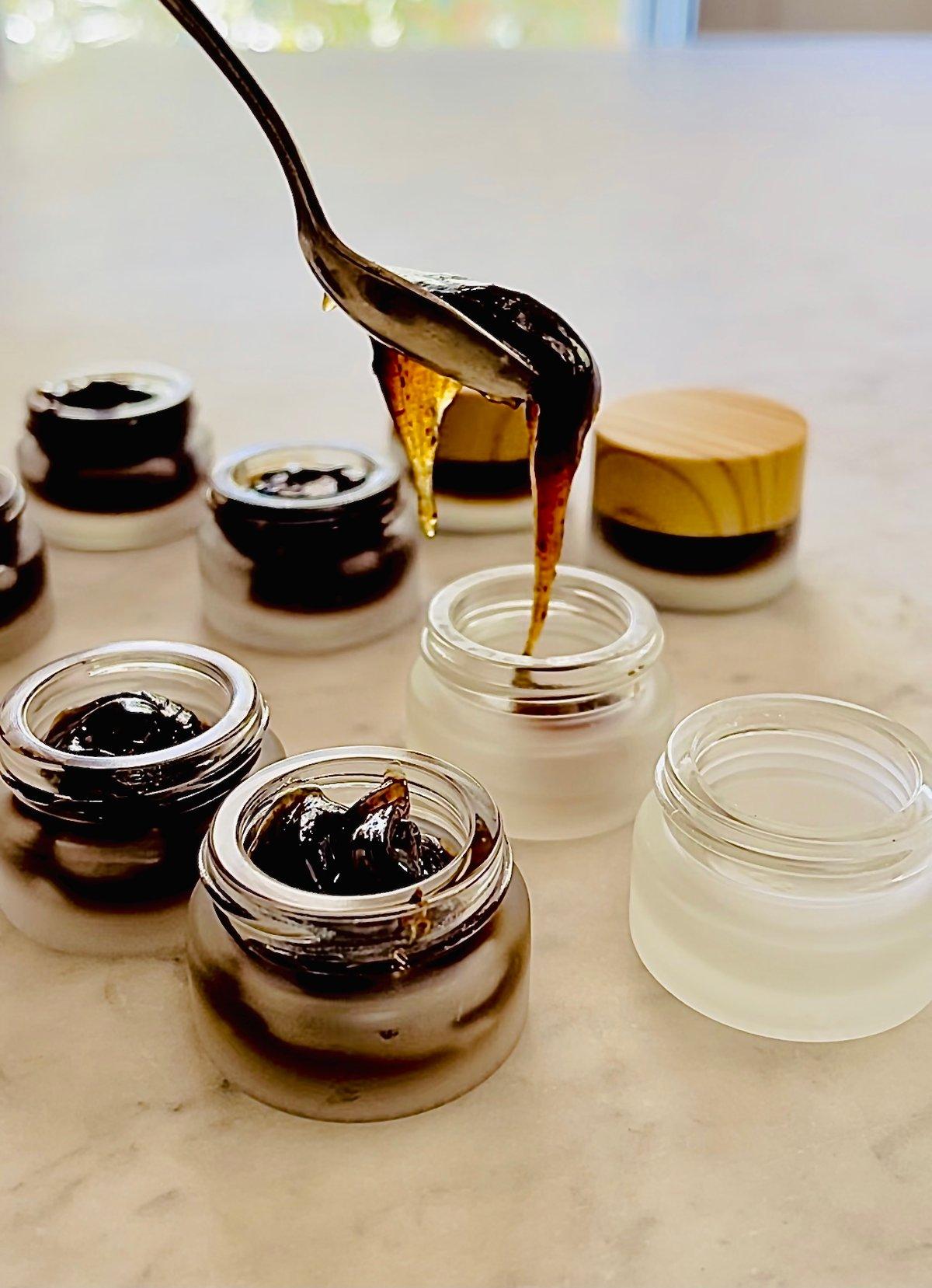 Savon Noir Beldi Black Moroccan Spa Soap