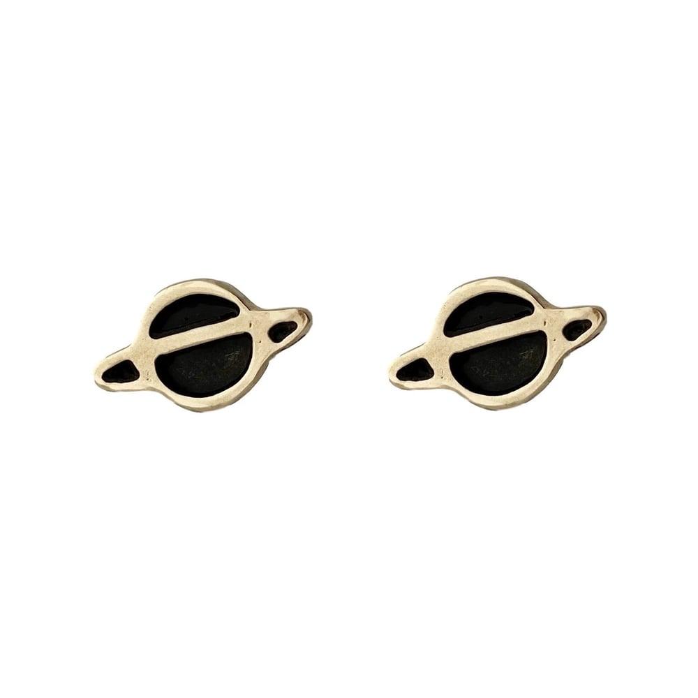 Image of Saturn Earrings