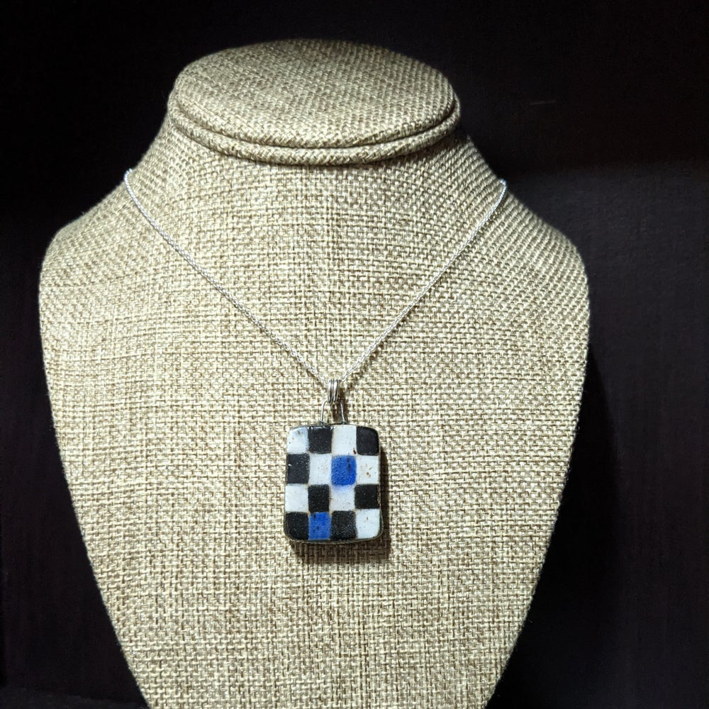 Checkmate Necklace #4