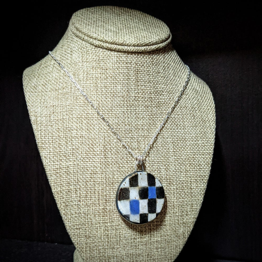 Checkmate Necklace #3