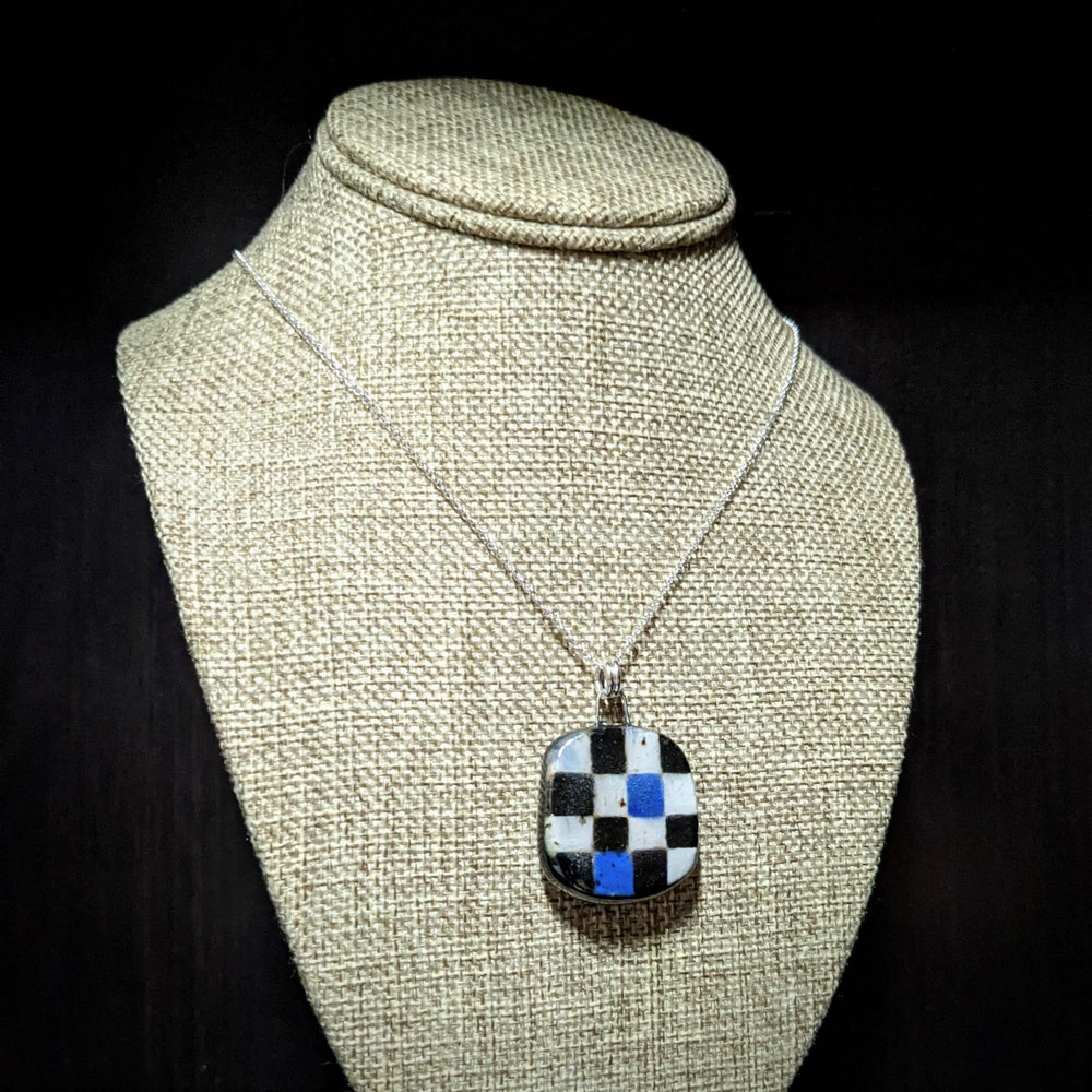 Checkmate Necklace #5
