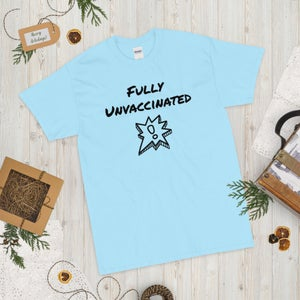 Image of No Vaccine For Me T-Shirt