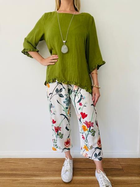 Image of Shinta floral pants
