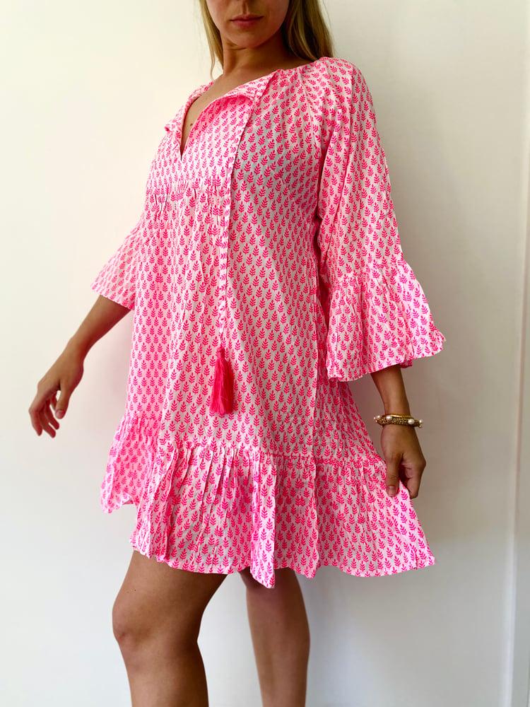 Image of Brie Leaf Dress