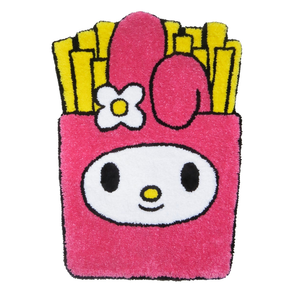 MY MELODY FRIES RUG