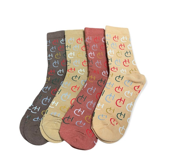 Image of CH socks 4 pairs