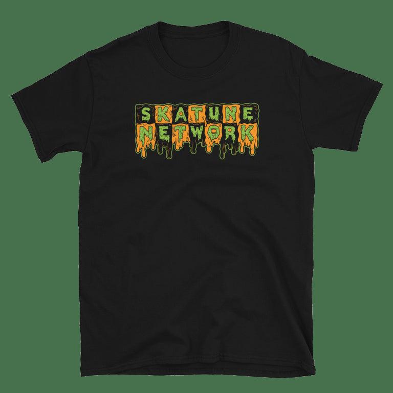 Image of SLIMETIME   Black T-Shirts   XS - 5XL