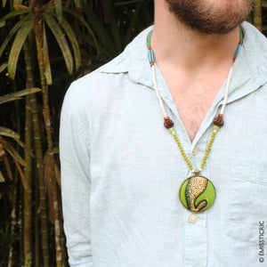 Image of OJO collier pour Homme