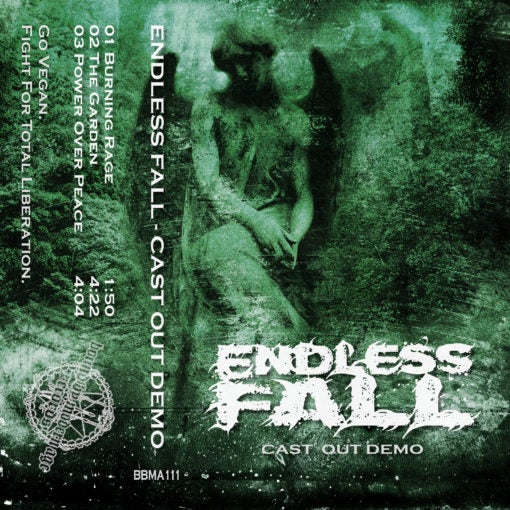 """Image of Endless Fall """"Cast Out Demo"""" Cassette"""