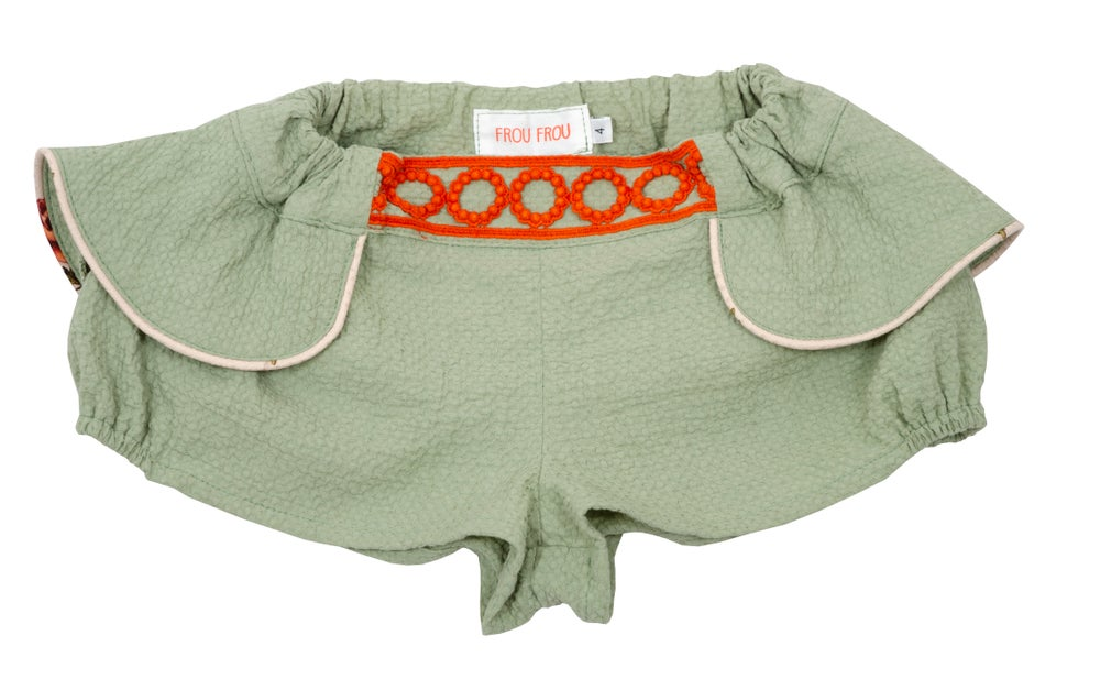 Image of CULOTTE green