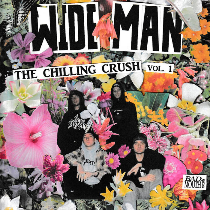 """Image of Wide Man """"The Chilling Crush Vol. 1"""" 7"""""""