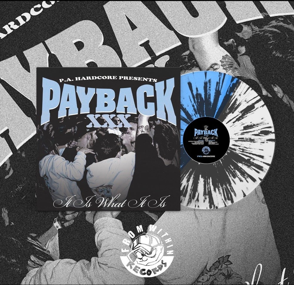 """Image of Payback """"It Is What It Is"""" LP"""
