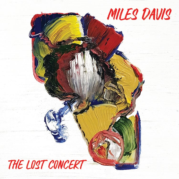 Image of Miles Davis:The Lost Concert (CD)