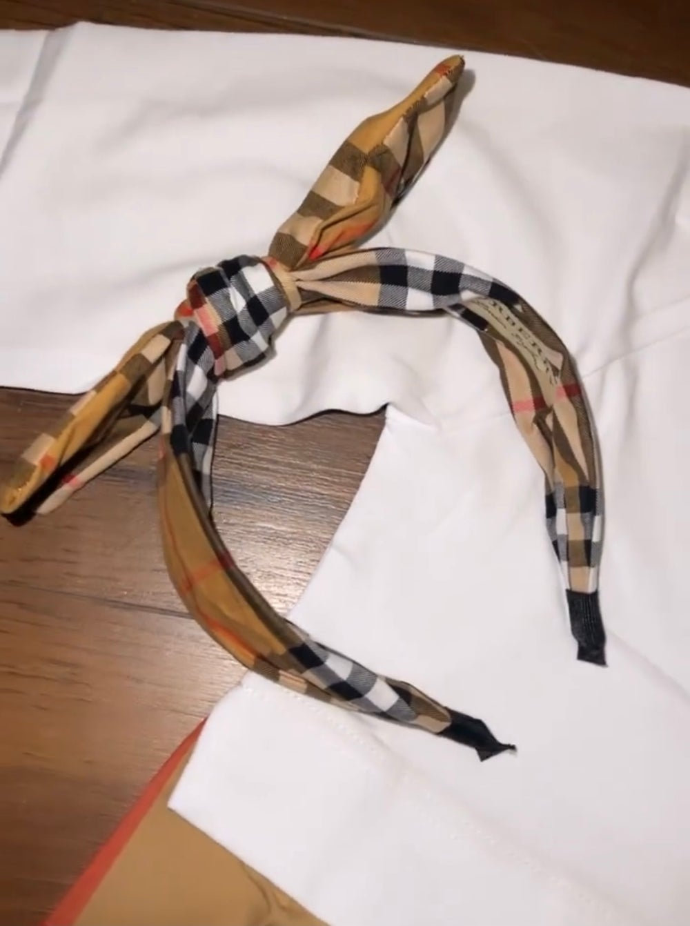 Brit headband